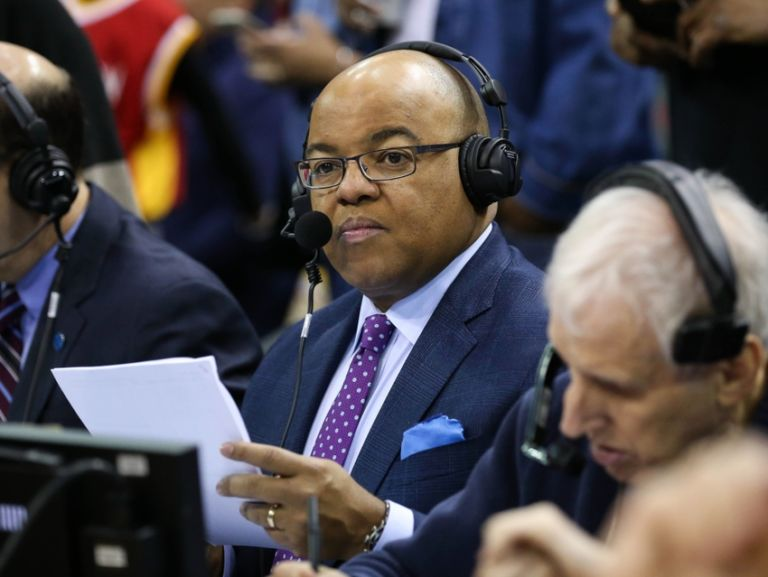Nfl Bars Mike Tirico From Calling Thursday Night Football