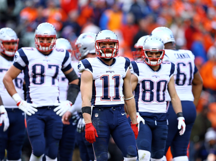 Patriots wide receivers can be a boost to your fantasy football team