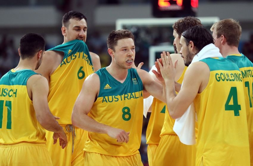 Australia mens national basketball team 2011�1312 results