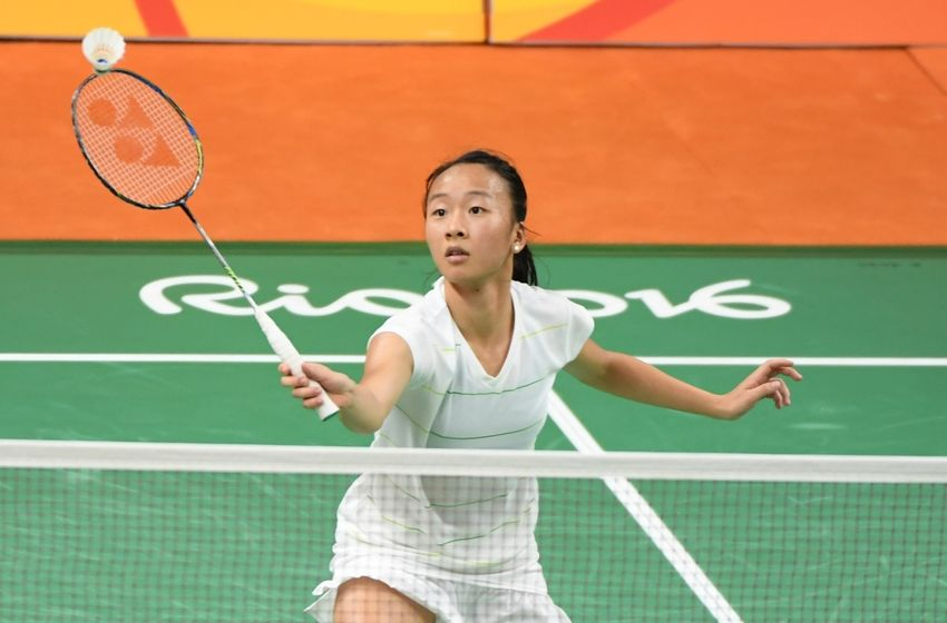 wiki Badminton at the Summer Olympics %E%% Womens singles