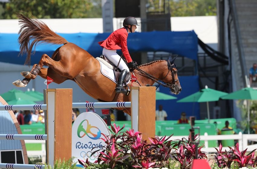 Watch Olympic show jumping live stream online: August 17
