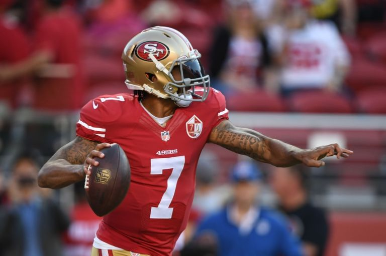 Will 49ers cut Colin Kaepernick after national anthem boycott?
