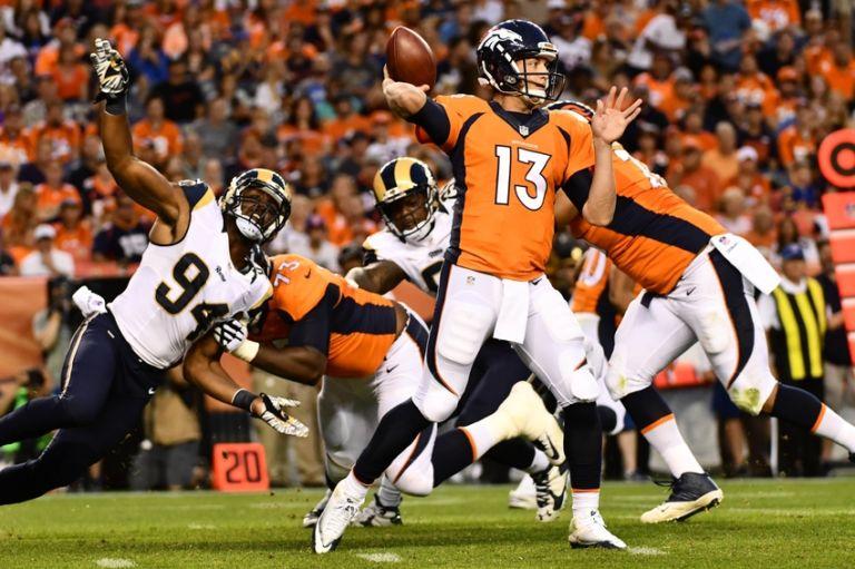 Trevor Siemian Jerseys Are Not On Sale On Denver Broncos