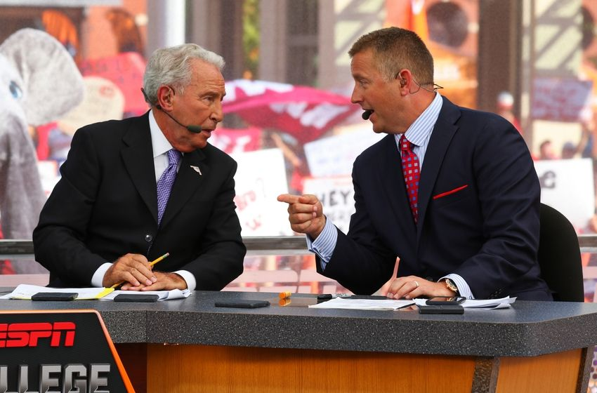 espn scores college football game day today