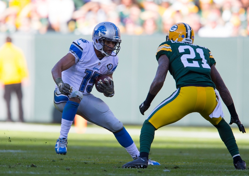 Lions At Packers Highlights Score And Recap