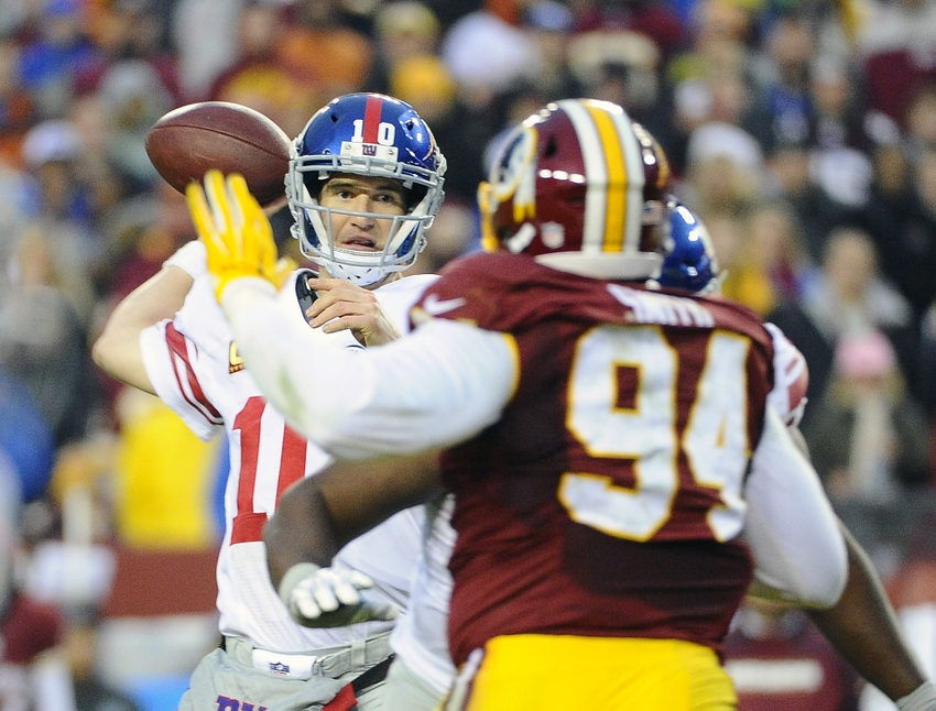 Nfl schedule rumors: giants to play redskins on thanksgiving night