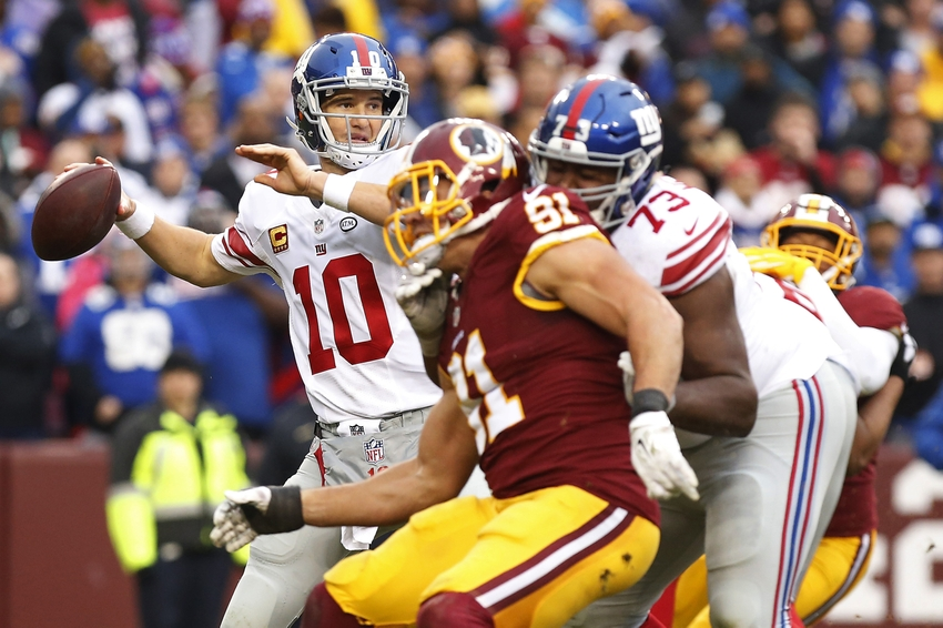 The new york giants are undefeated as they head into week 3