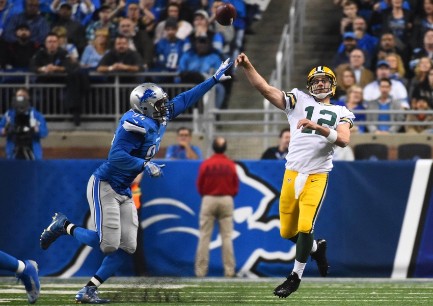 Lions At Packers Week 3 Inactives