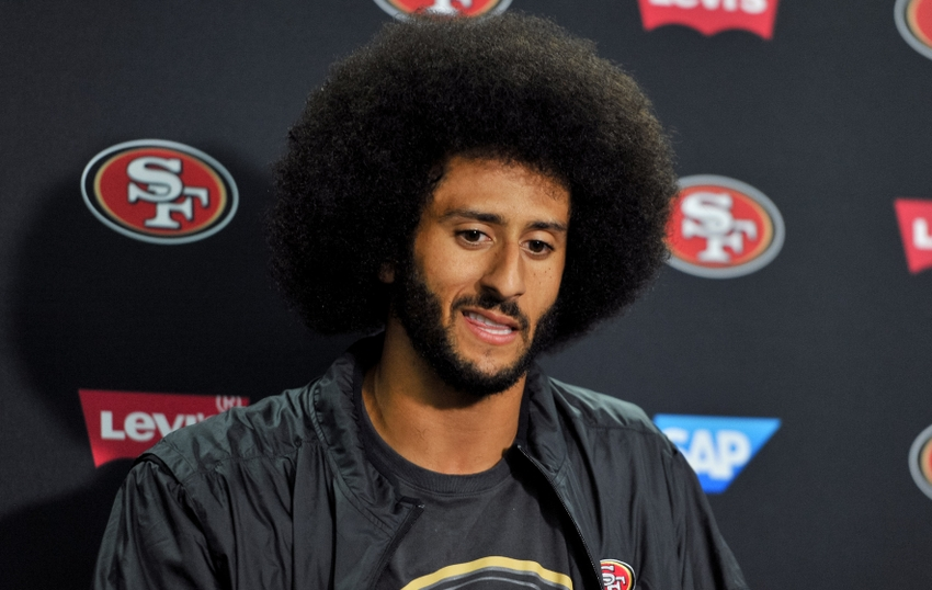Colin Kaepernick S Protest Has Helped Jersey Sales Rise