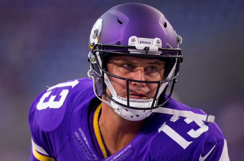 Shaun Hill has been named the Week 1 starter at Tennessee
