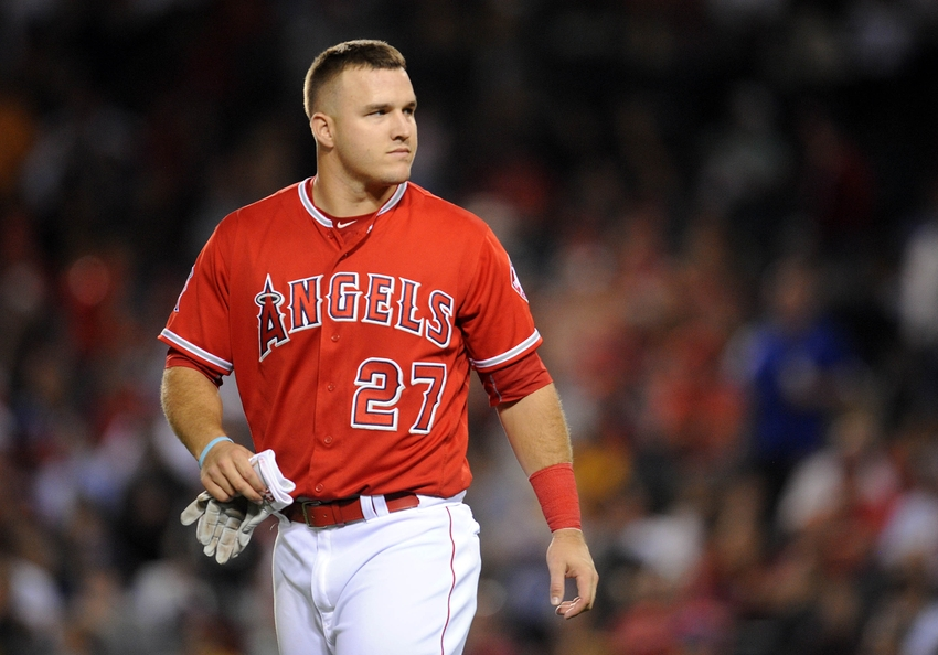 mike trout - photo #18