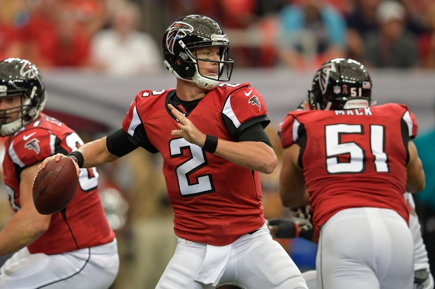 Nfl Quarterback Rankings Week 13 Matt Ryan Rolls Brock