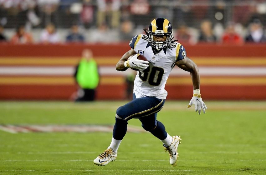 Los Angeles Rams List Todd Gurley As Questionable By Mistake