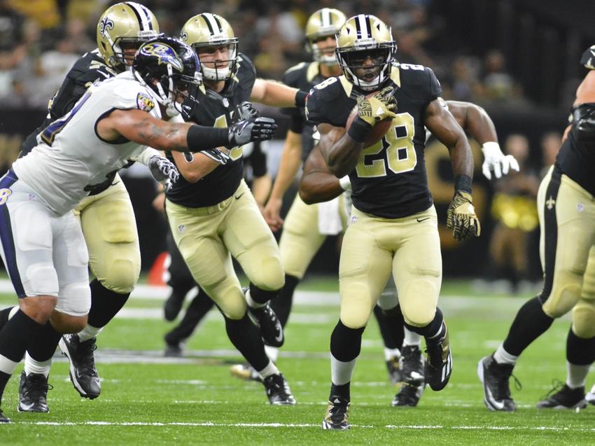 Enkelt New Orleans Saints-spiller
