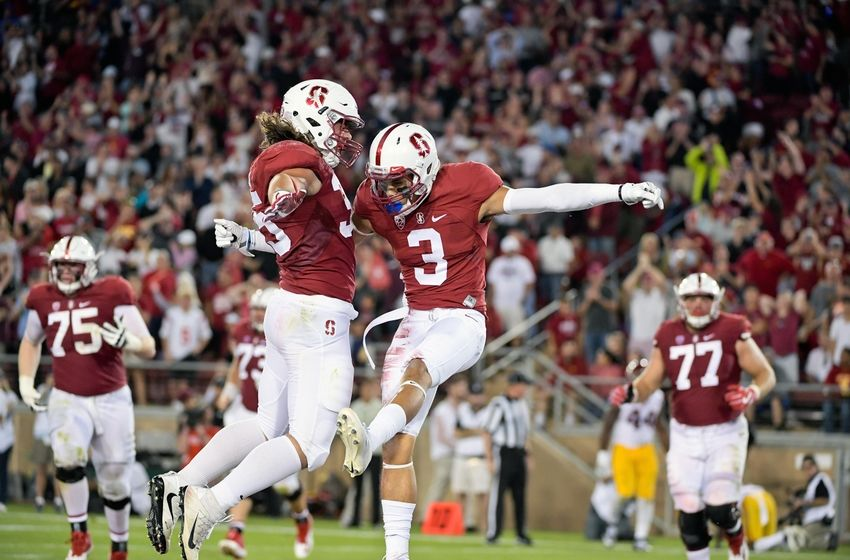stanford football score live todays ncaa football games