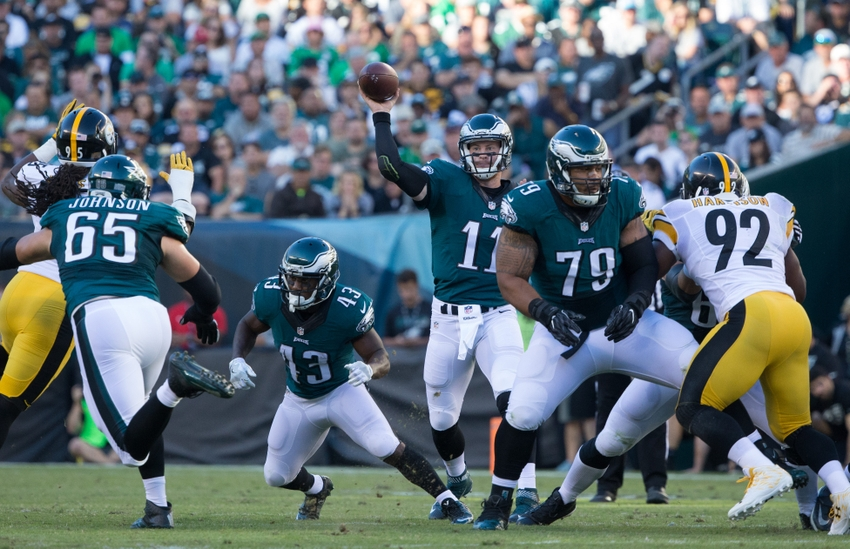 Steelers At Eagles 3 Things We Learned