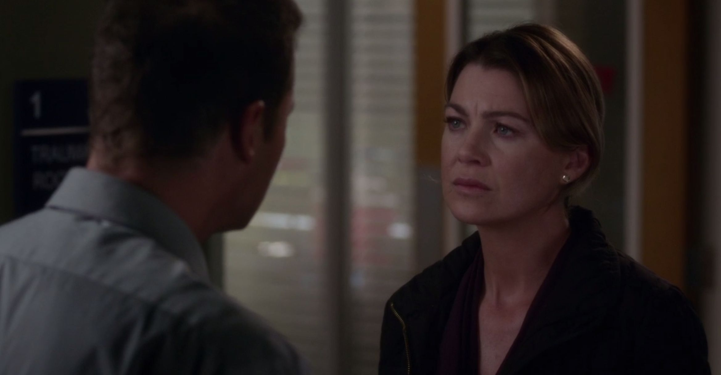 Greys anatomy s03e17 watch online - What do the two faces in drama mean