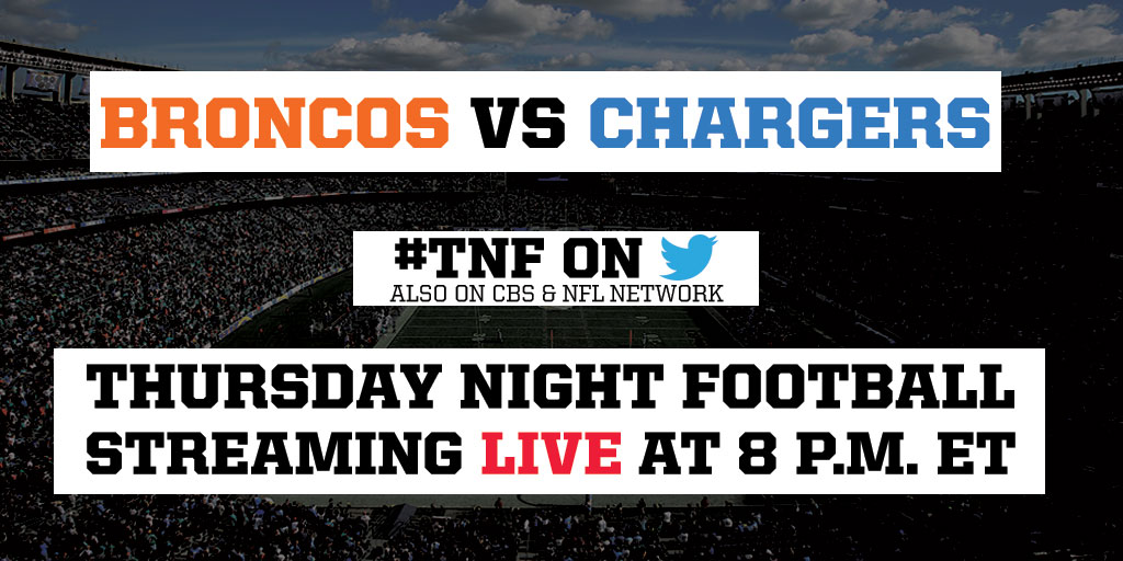 Broncos At Chargers Live Stream How To Watch Online