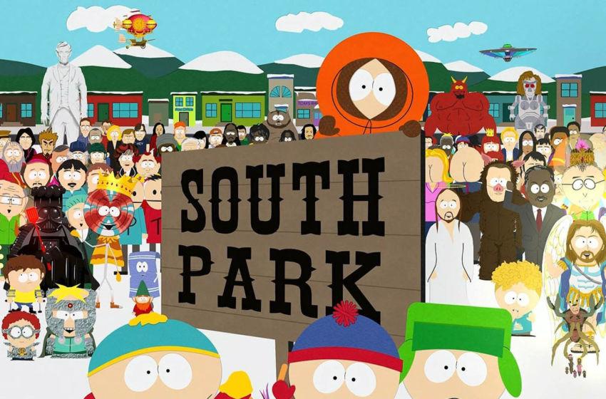 online south park