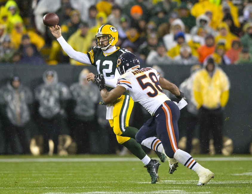 Bears At Packers Game Preview Odds And Prediction