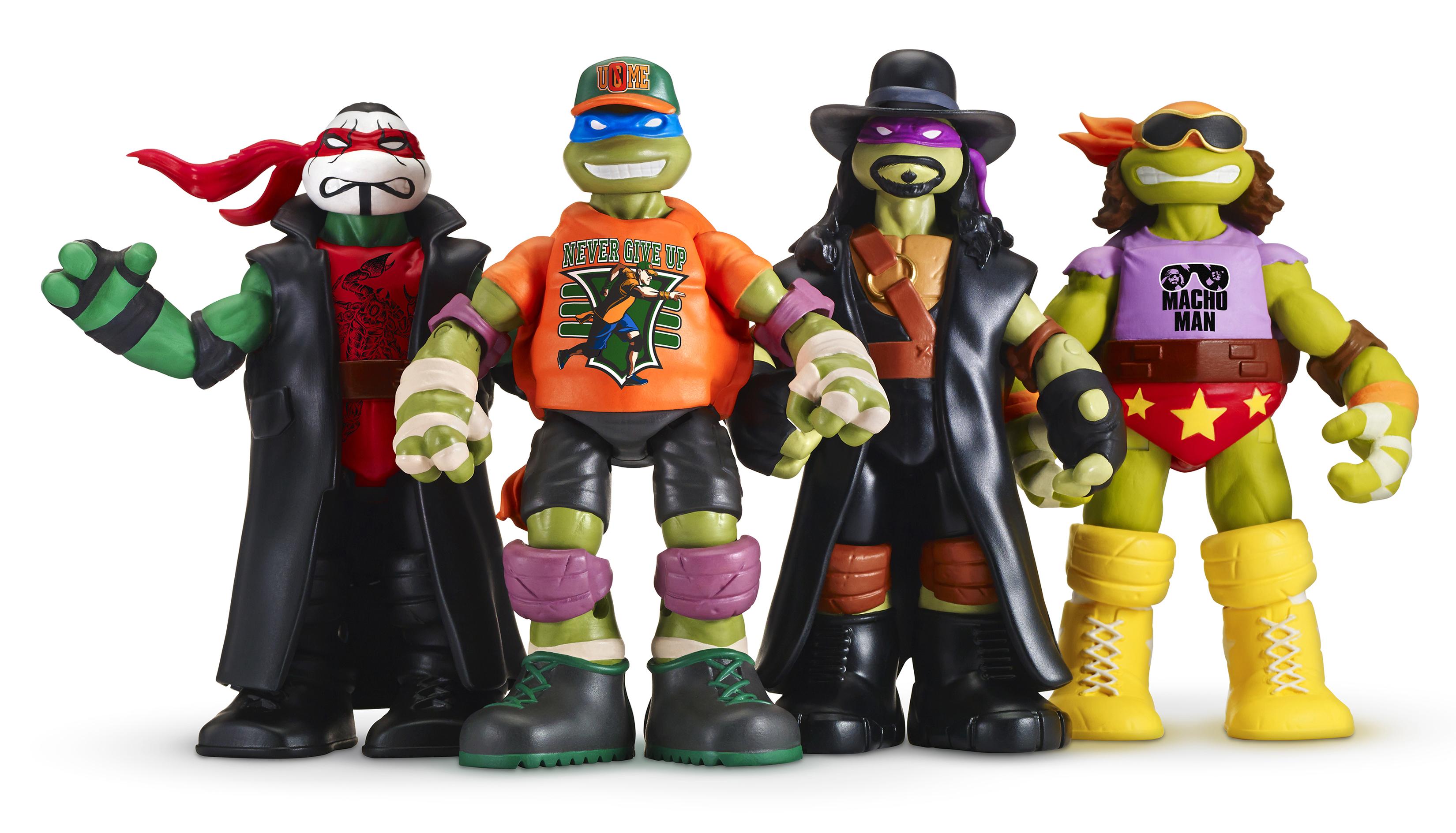 Teenage Mutant Ninja Turtles Shredder Toy : Nycc 2016: teenage mutant ninja turtles meet super shredder and
