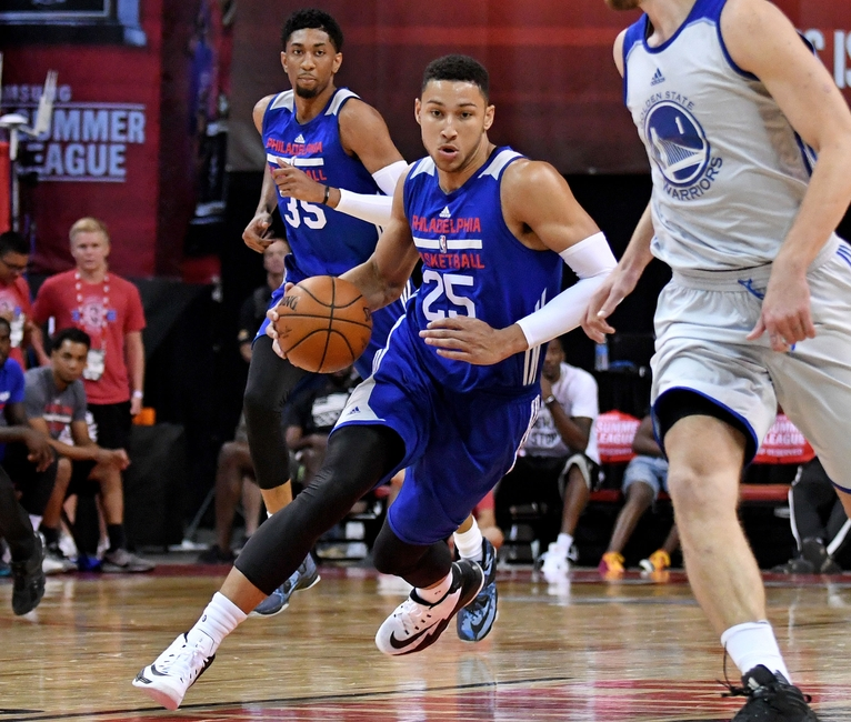 Ben Simmons injury update: How long will he 76ers rookie be out?