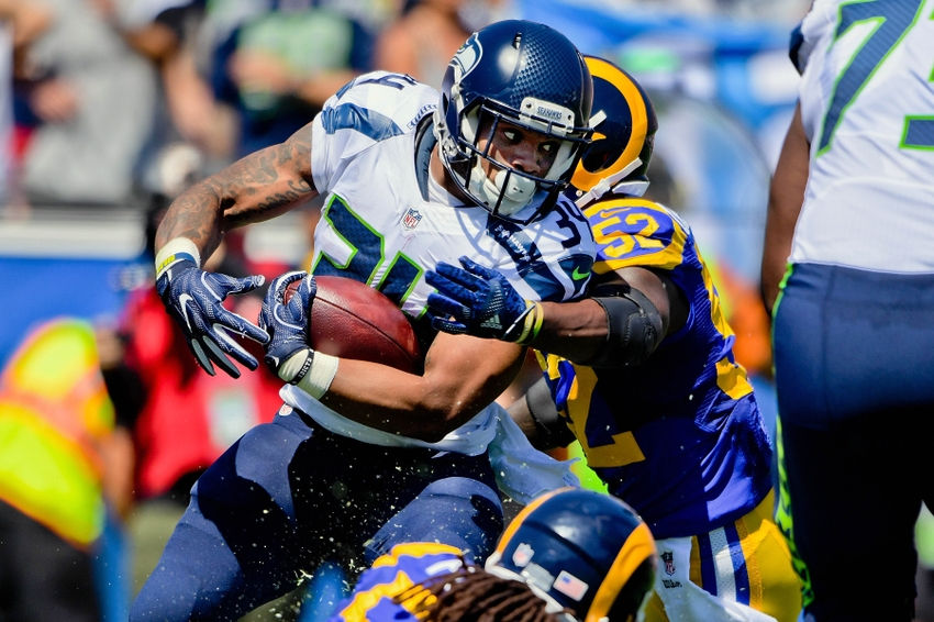 Thomas Rawls Injury Update Out For Another Month