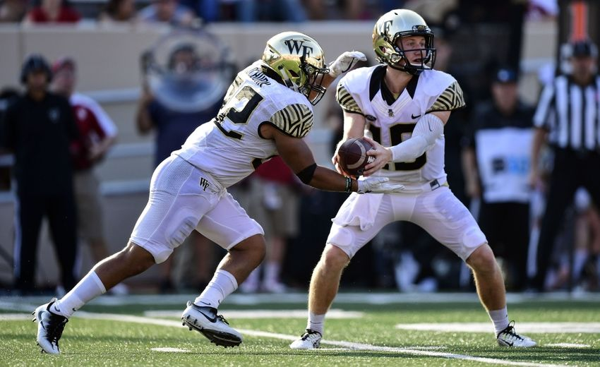 Notre Dame, Wake Forest postpone football game - The ...