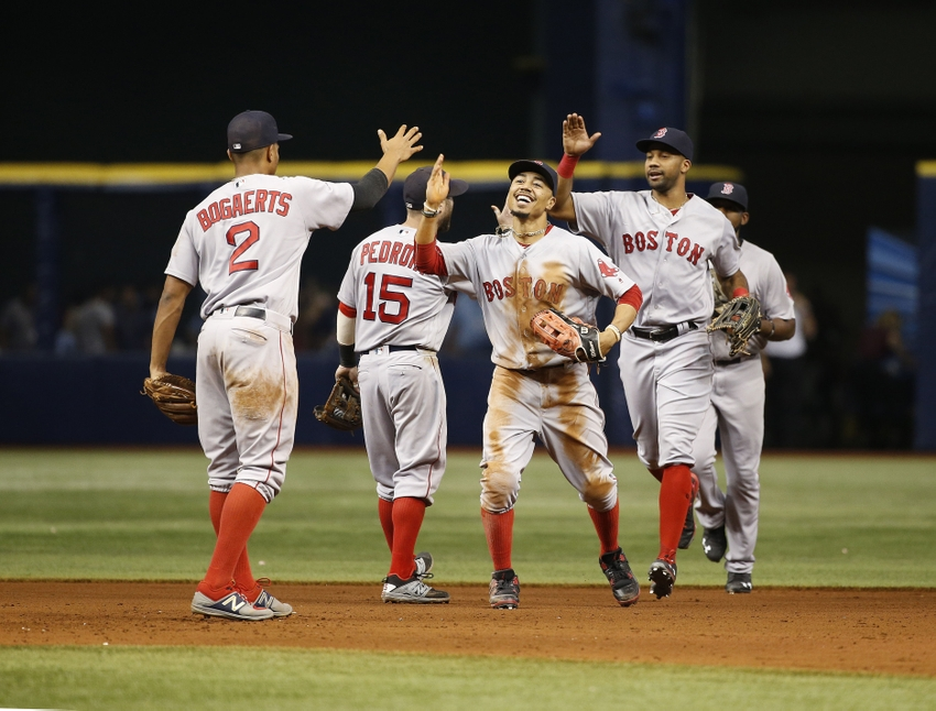 boston red sox 5