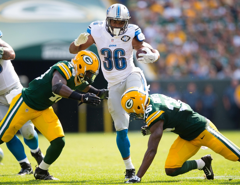 10 Rb Sleepers To Target For Fantasy Football Week 4 Fox Sports