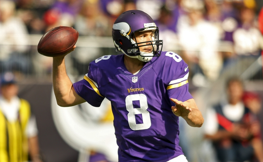 Minnesota Vikings, Sam Bradford