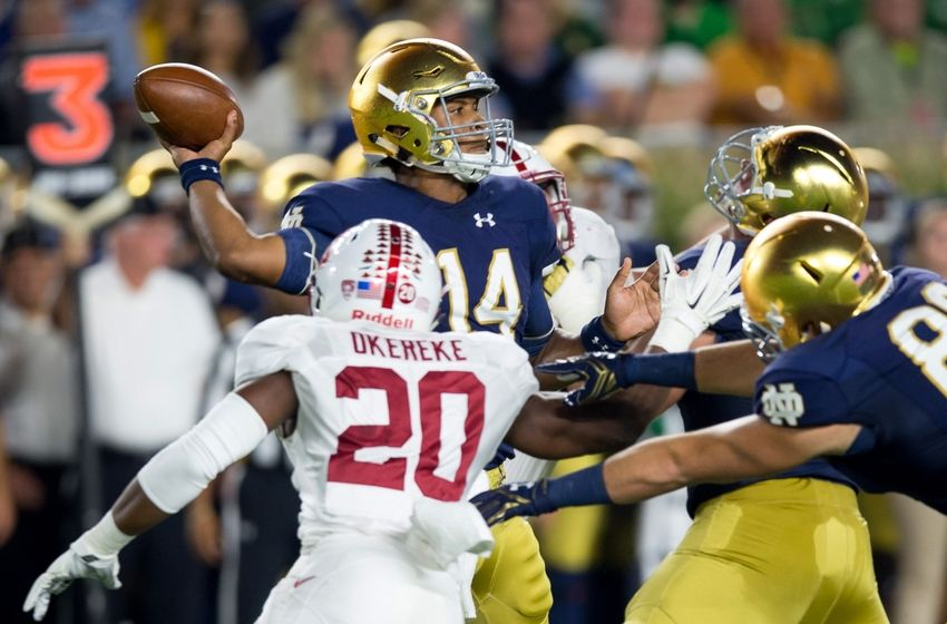 notre dame football score today collegefootballodds