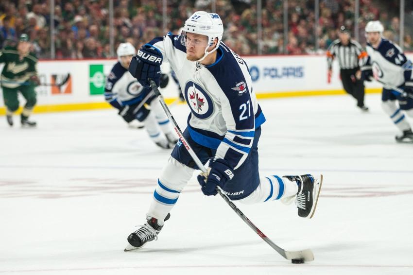 Nikolaj Ehlers Gives Winnipeg Jets 1-0 Lead (Video)