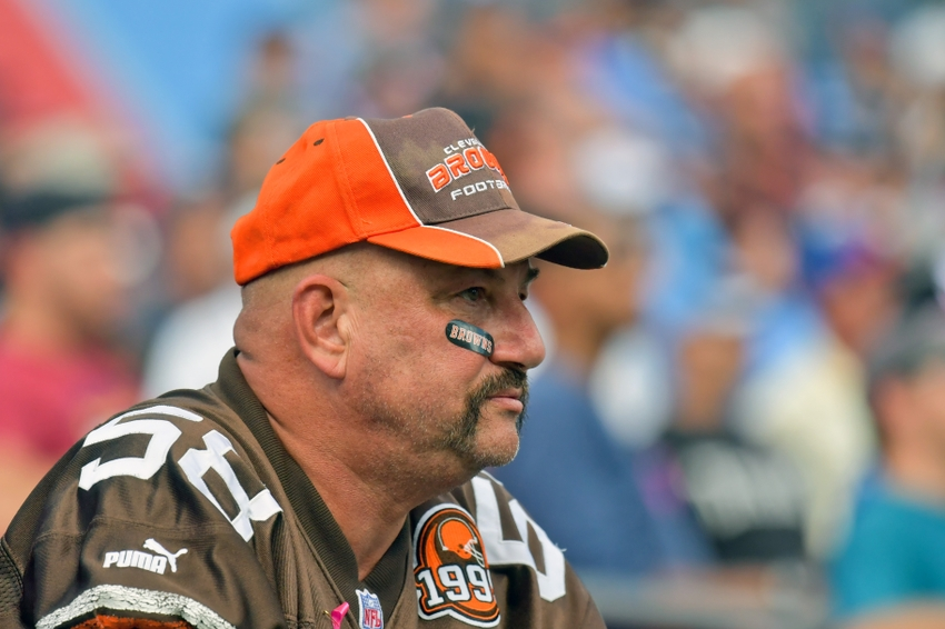 Browns lose to Titans; fall to 0-6 on the season