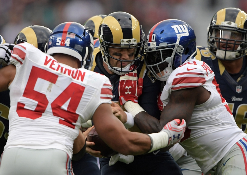Giants at Rams: 3 things we learned
