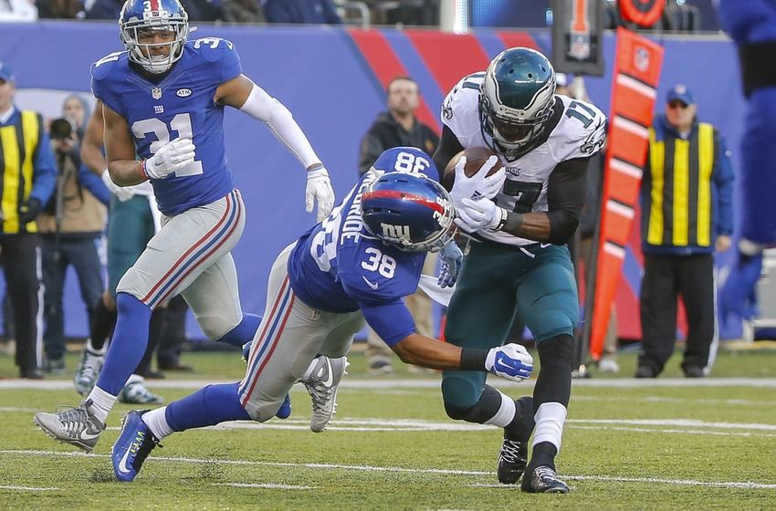 Eagles At Giants Highlights Score And Recap