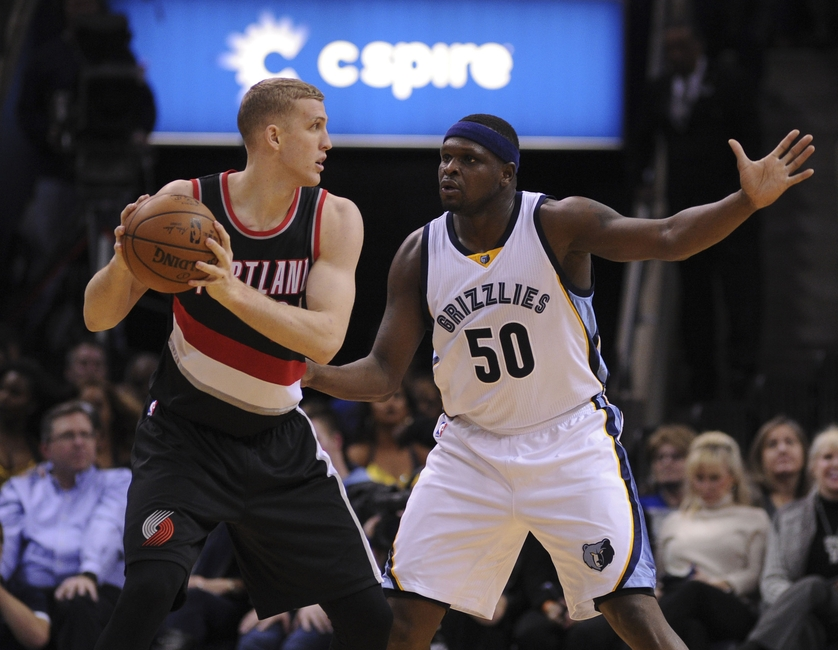 Grizzlies score another win over Blazers | Memphis Grizzlies