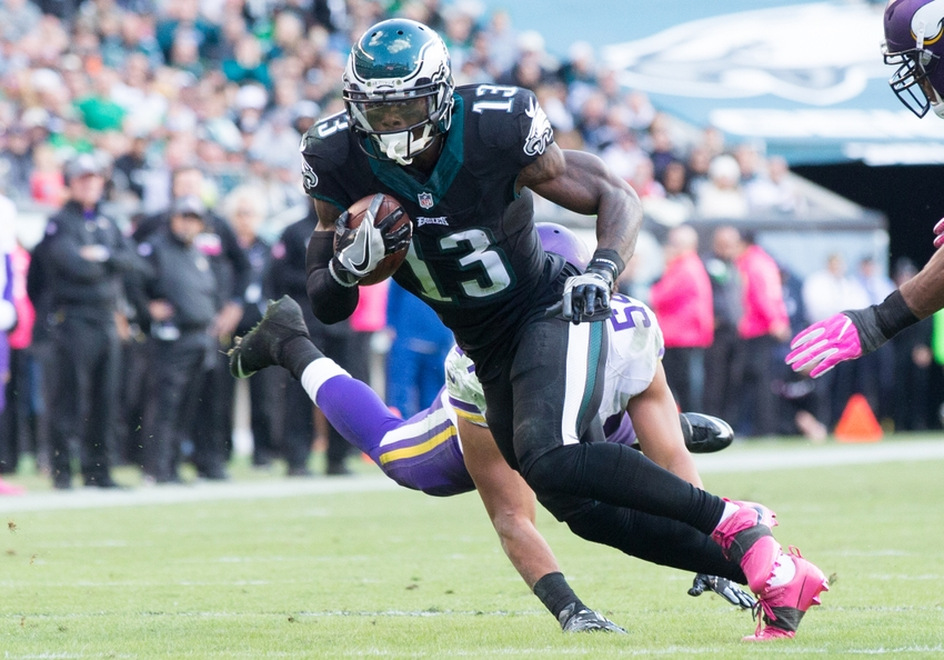 Nfl Roundup Eagles Release Josh Huff After Arrest This Week