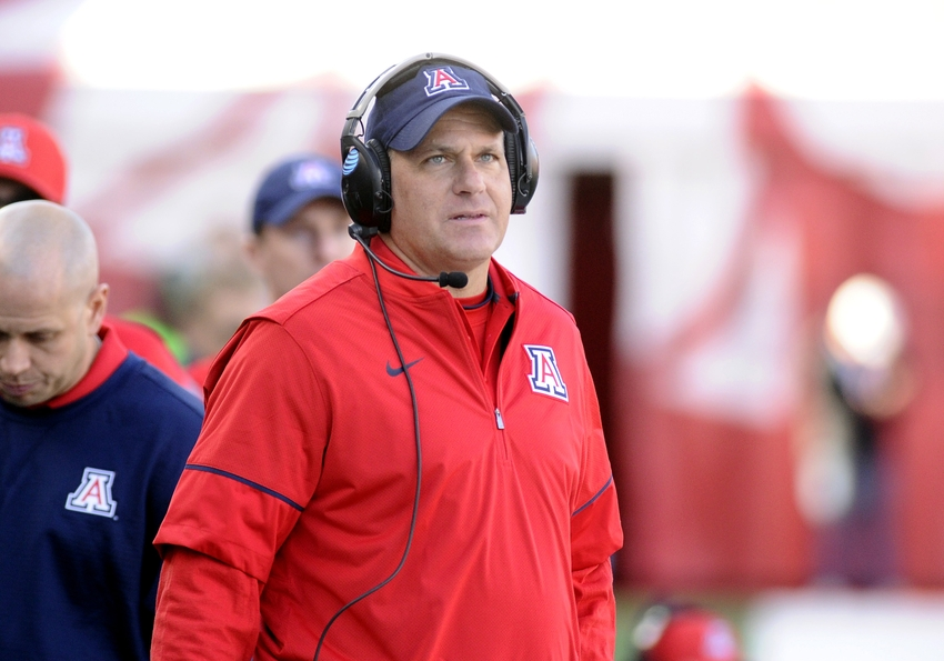 5 potential replacements for Rich Rodriguez at Arizona