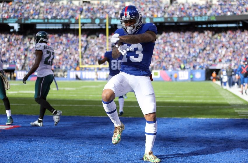Nfl Roundup Giants Wrs Focused On Green Bay Not Miami