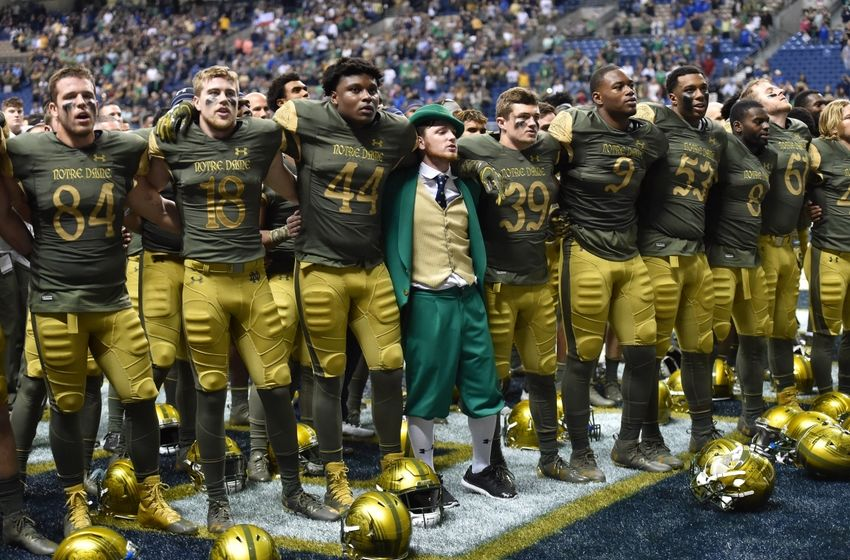 Army Navy Game 2017 Uniforms >> Notre Dame vs Virginia Tech live stream: Watch online