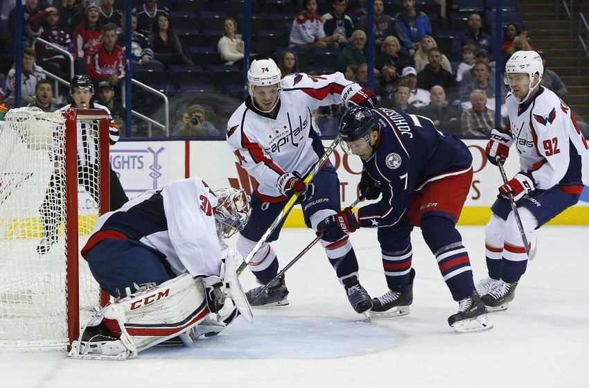 Blue Jackets vs. Capitals live stream: Watch online