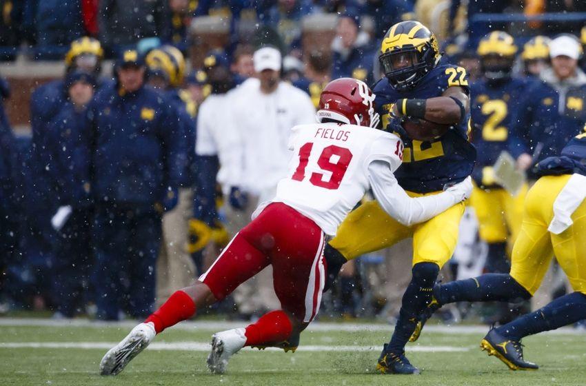 Michigan Wolverines on upset alert: trail Indiana Hoosiers ...