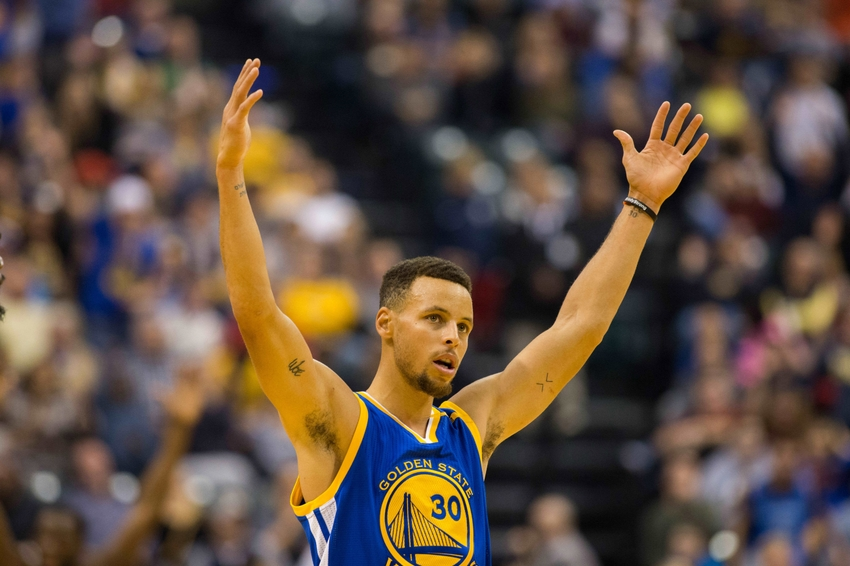 Golden State Warriors guard Stephen Curry (30) is in my FanDuel daily picks for today. Mandatory Credit: Trevor Ruszkowski-USA TODAY Sports