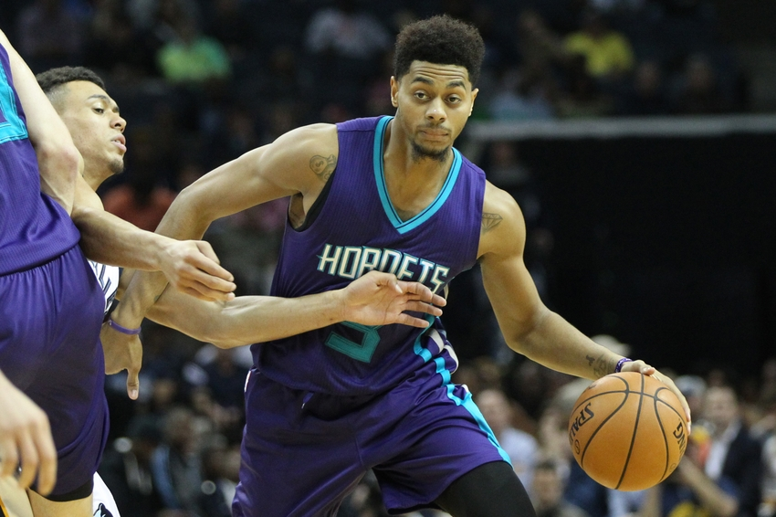 Charlotte Hornets guard Jeremy Lamb (3) is in my DraftKings daily picks for today. Mandatory Credit: Nelson Chenault-USA TODAY Sports