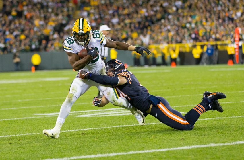 Packers At Bears Highlights Score And Recap