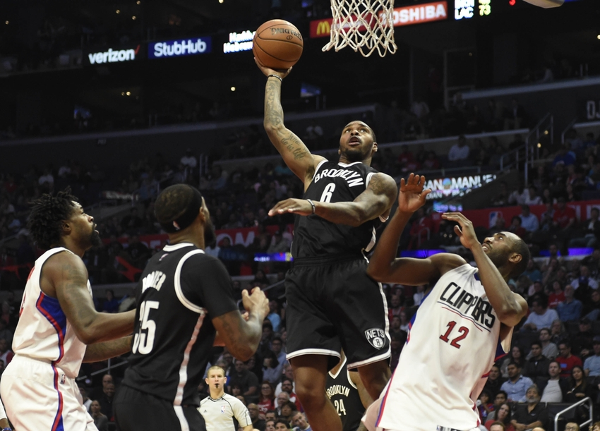 Brooklyn Nets guard Sean Kilpatrick (6) is in my DraftKings daily picks for today. Mandatory Credit: Richard Mackson-USA TODAY Sports