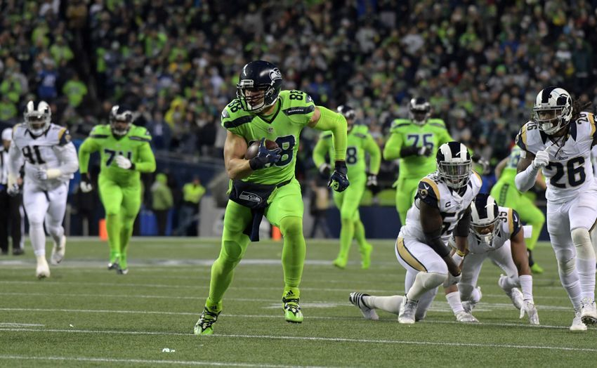Rams At Seahawks Highlights Score And Recap