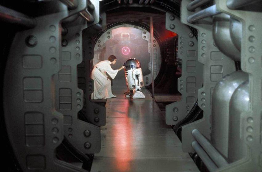 R2d2 And C3po In Movie Are C3PO and R2D2 in R...