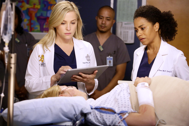 Was Greys Anatomy New Tonight